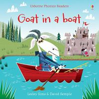 Cover image for Goat in a boat