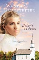 Cover image for Betsy's return
