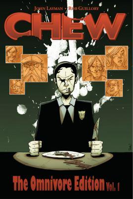 Cover image for CHEW. Volume 1, The omnivore edition