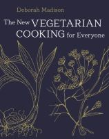 Cover image for The new vegetarian cooking for everyone