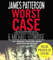 Cover image for Worst case [sound recording (book on CD)]
