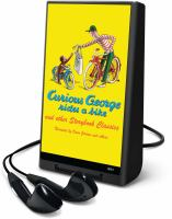 Cover image for Curious George rides a bike [sound recording (Playaway)] : and other storybook classics.
