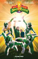 Cover image for Mighty Morphin Power Rangers. Volume three