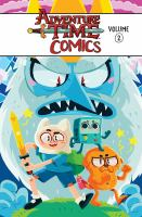 Cover image for Adventure time comics. Volume 2