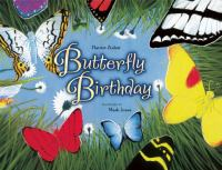 Cover image for Butterfly birthday