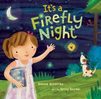 Cover image for It's a firefly night