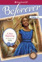 Cover image for A new beginning : my journey with Addy