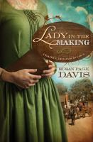 Cover image for A lady in the making
