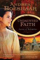 Cover image for Undaunted faith