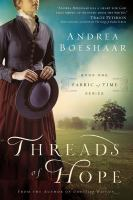 Cover image for Threads of hope