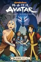 Cover image for Avatar, the last Airbender. The search. Part two