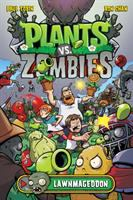 Cover image for Plants vs. zombies. Lawnmageddon