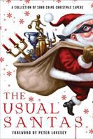 Cover image for The usual Santas : a collection of Soho Crime Christmas capers
