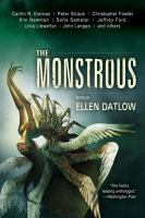 Cover image for The monstrous