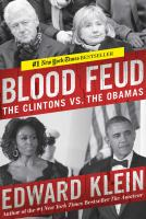 Cover image for Blood feud : the Clintons vs. the Obamas