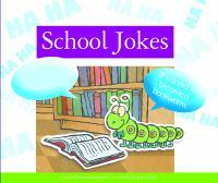Cover image for School jokes