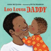 Cover image for Leo loves Daddy