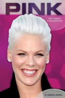 Cover image for Pink : pop singer & songwriter