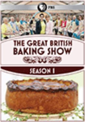 Cover image for The great British baking show. Season 1