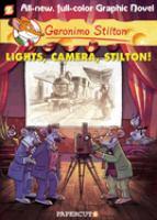 Cover image for Lights, camera, Stilton!