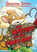 Cover image for The mystery of the pirate ship