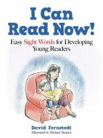 Cover image for I can read now! : easy sight words for developing young readers