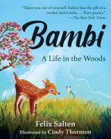 Cover image for Bambi : a life in the woods