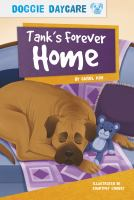 Cover image for Tank's forever home