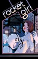 Cover image for Rocket Girl