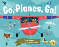 Cover image for Go, planes, go!