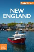 Cover image for Fodor's New England
