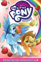 Cover image for My little pony, the manga. Vol. 3, A day in the life of Equestria