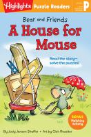 Cover image for Bear and friends. A house for Mouse