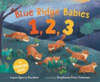 Cover image for Blue Ridge babies 1, 2, 3 : a counting book