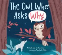 Cover image for The owl who asks why