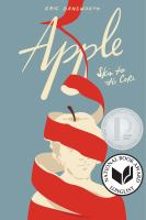Cover image for Apple : skin to the core : a memoir in words and pictures