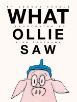 Cover image for What Ollie saw