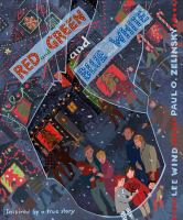 Cover image for Red and green and blue and white