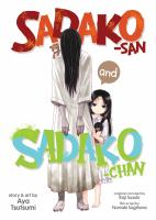 Cover image for Sadako-san and Sadako-chan