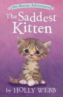 Cover image for The saddest kitten