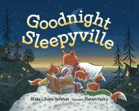 Cover image for Goodnight, Sleepyville