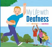 Cover image for My life with deafness