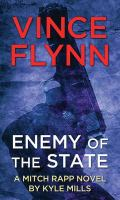 Cover image for Enemy of the state [large type]