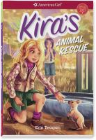 Cover image for Kira's animal rescue