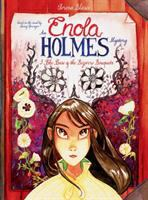 Cover image for An Enola Holmes mystery. 3, The case of the bizarre bouquets