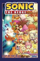 Cover image for Sonic the Hedgehog. Volume 8, Out of the blue