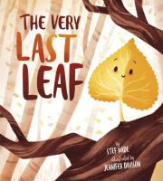 Cover image for The very last leaf