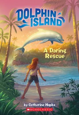 Cover image for A daring rescue