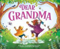 Cover image for Dear Grandma