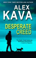 Cover image for Desperate Creed